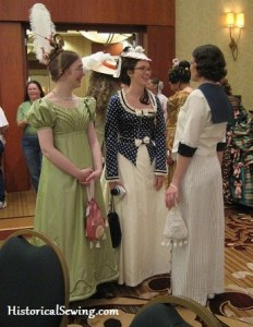 Regency, 18th C & 19-Teens join forces