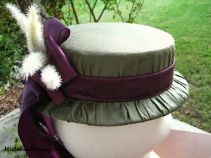 Hat band & trim