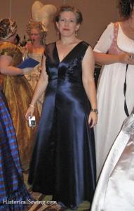 Rebecca Metzger, Dean Costume College 2012