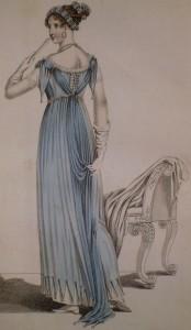 1811 Evening Dress