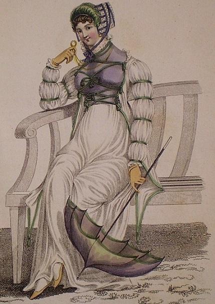 Deciphering Sleeve Styles of the Regency