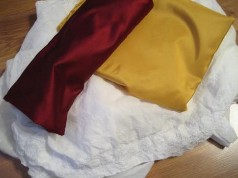 1811 Regency Ensemble Fabrics