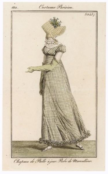 1812 Muslin Dress