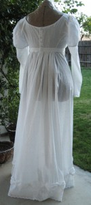 1813 Cotton Voile Dress