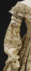 1837 sleeve from V&A Museum