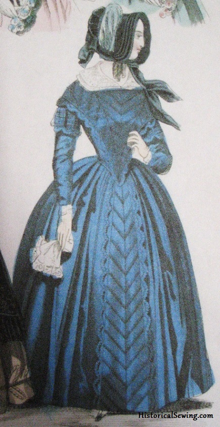 1843 fashion plate