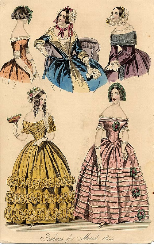 """Life is too short to quibble about being """"elderly""""   HistoricalSewing.com"""