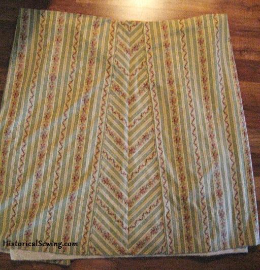 1844 Skirt Panels