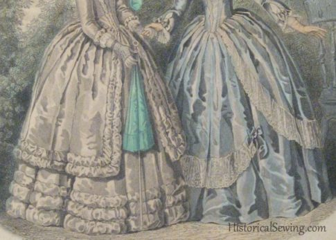 Early 1850s Skirts sm