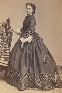 1860s Lady