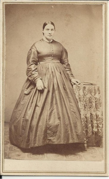 1860s CDV portrait sold by jandaantiques