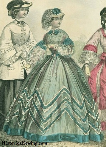 June 1862, Godey's Lady's Book