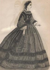 1863 Godey Lady