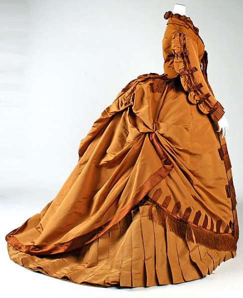 1867-71 Depret (French) Gown from the Met Museum