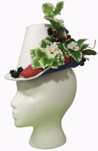 1880s Berry Hat