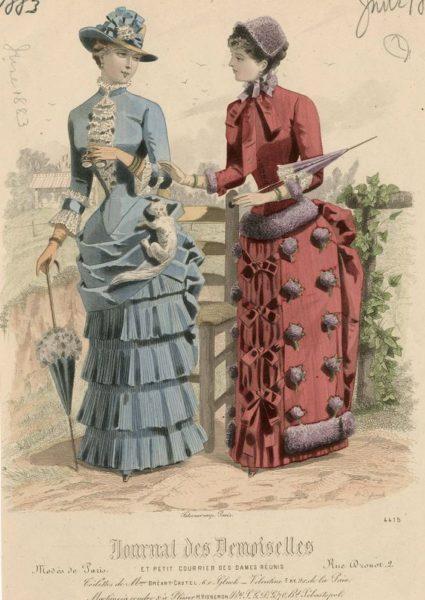 June 1883, Journal des Demoiselles