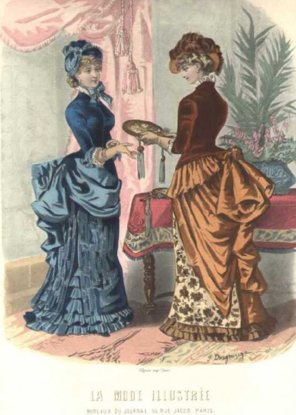 1883 La Mode Illustree