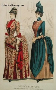 1885 Godey's Lady's Book