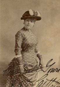 1885 Polka Dot Dress