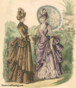 1886 La Mode Illustree