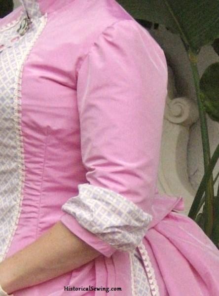 1886 Pink Sleeve