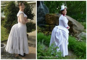 Victorian Clothing and the Heat of Summer