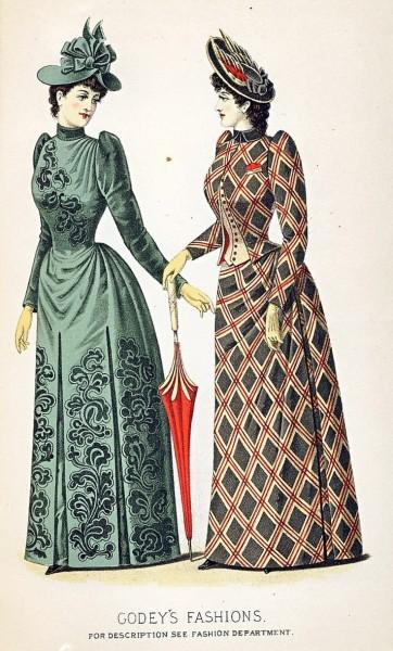 1890 Godey's