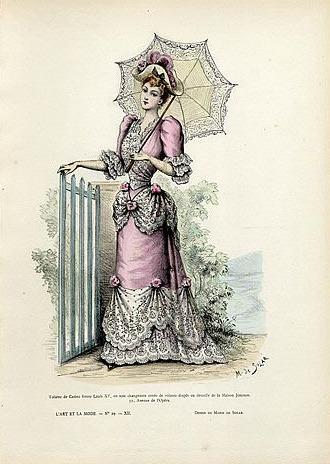 1891 L'Art et la Mode