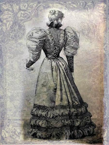 1893 July Mode Pratique newspaper