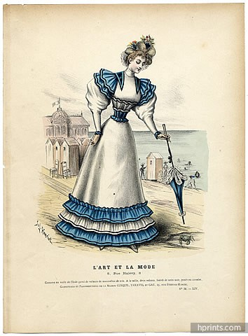 1893 summer L'Art et la Mode