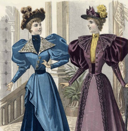 1894 La Mode