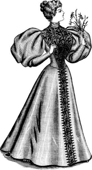 1895 October Ladies World
