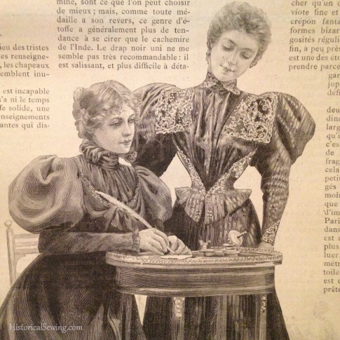 1896 La Mode
