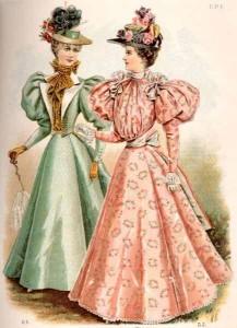 1896 July Delineator
