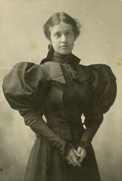1896 Christmas of Caryl Fairchild