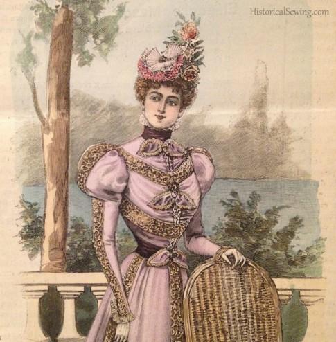 1897 La Mode Ill