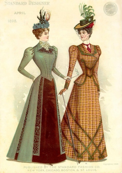 1898 Apr Standard Designer