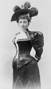 Laura Jean Libbey, 1898