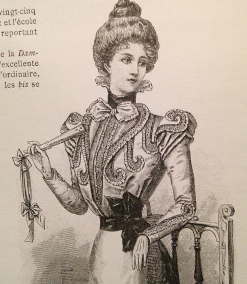 1899 La Mode