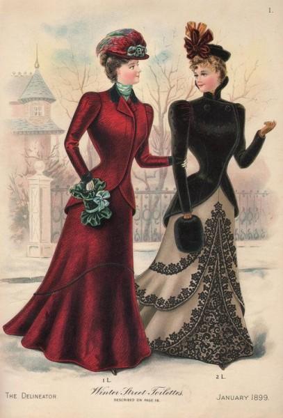 1899 Jan Delineator