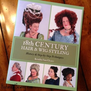 18th Century Hair & Wig Styling