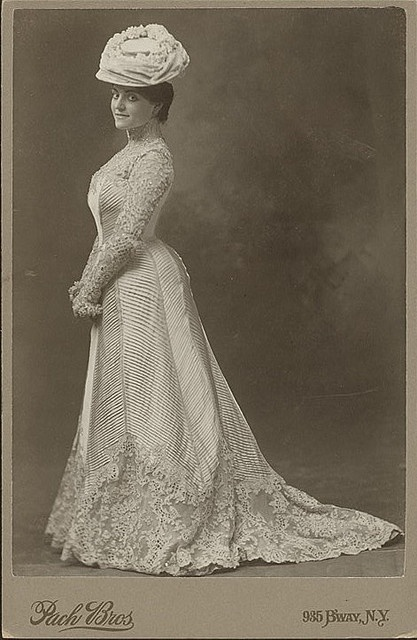Early 1900s portrait