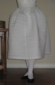 5 Questions About Corded Petticoats