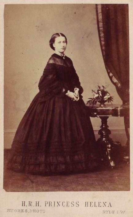 Mid-Victorian Sheer Dresses