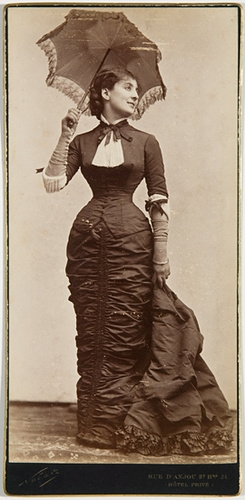Alice Regnault, Paris, ca.1880