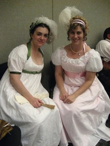 Regency Ball Dresses