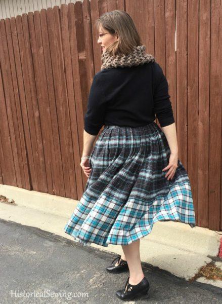 Chore Skirt - full swing