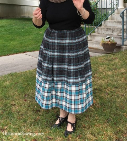 Chore Skirt - front