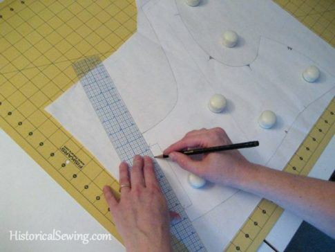Tracing Paper Patterns | HistoricalSewing.com