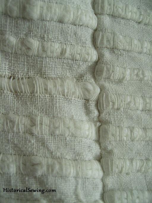 Cords at Seam sm